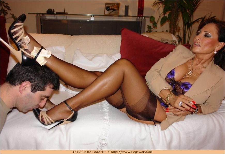 Mature Bbw Lesbian Feet