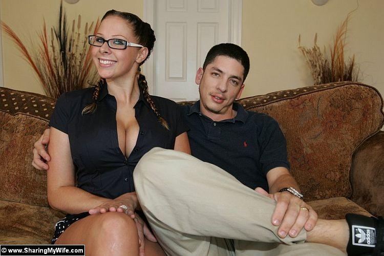 Dominant Big Tit Wife Lesbian