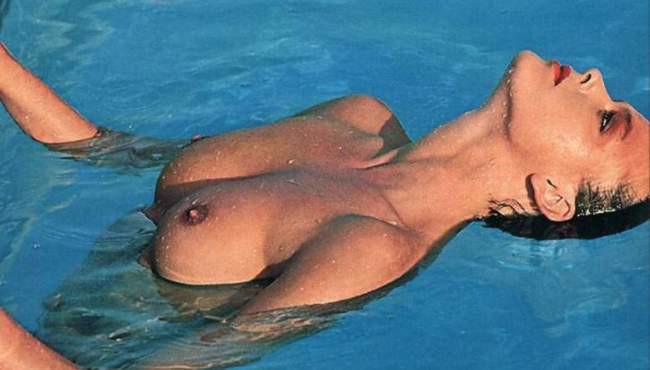 Nielsen pussy brigitte Brigitte Nielsen