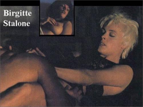 Brigitte nielsen pussy