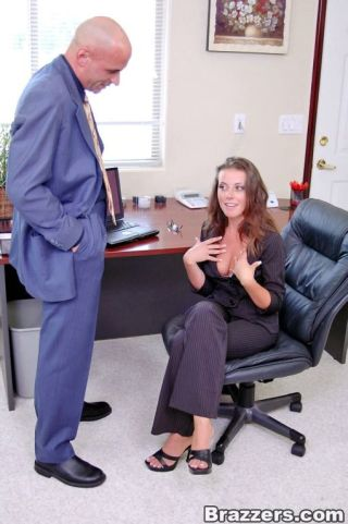 naked Penny Flame -big tits at work *penny flame