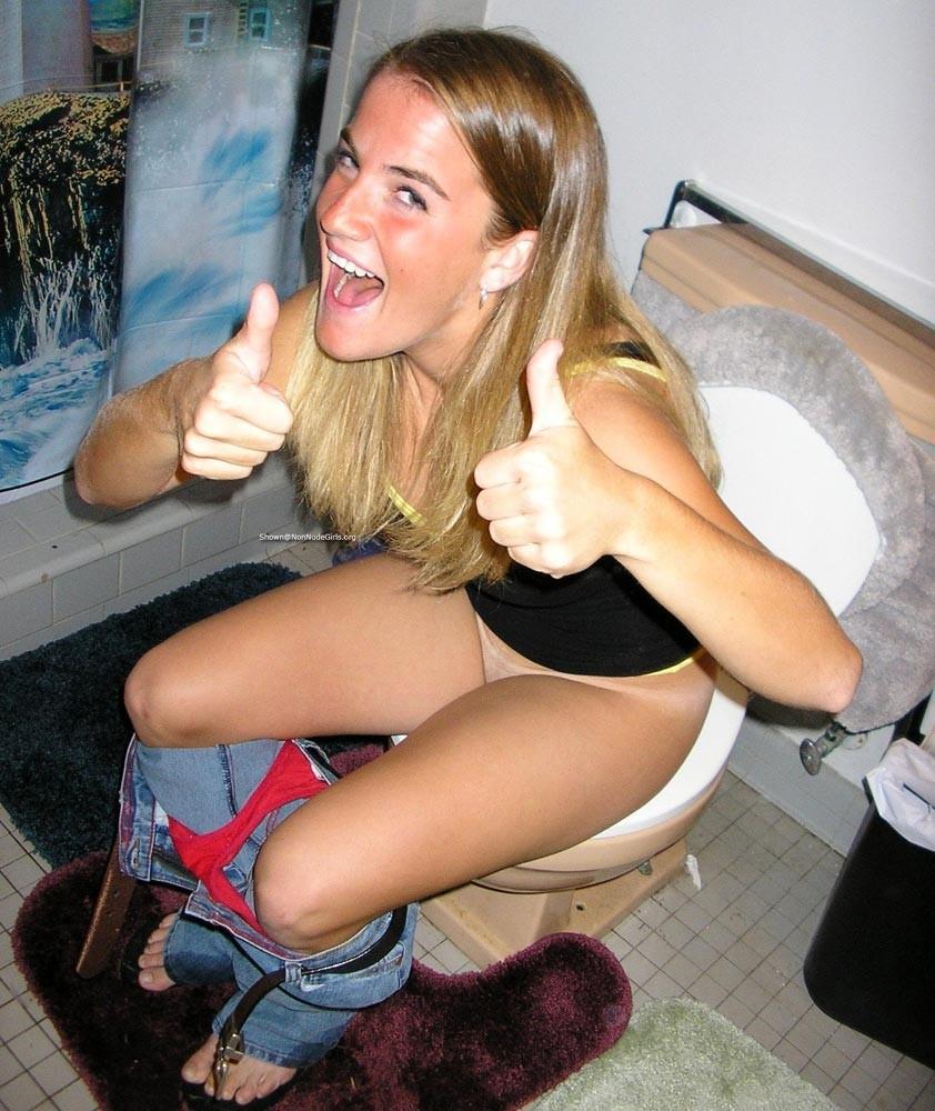 real amateur naked teenie peeing