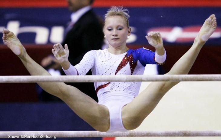 Crotch pics gymnast