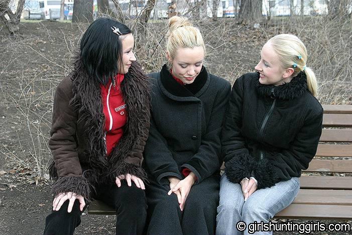 Bbw Skinny Girl Lesbian