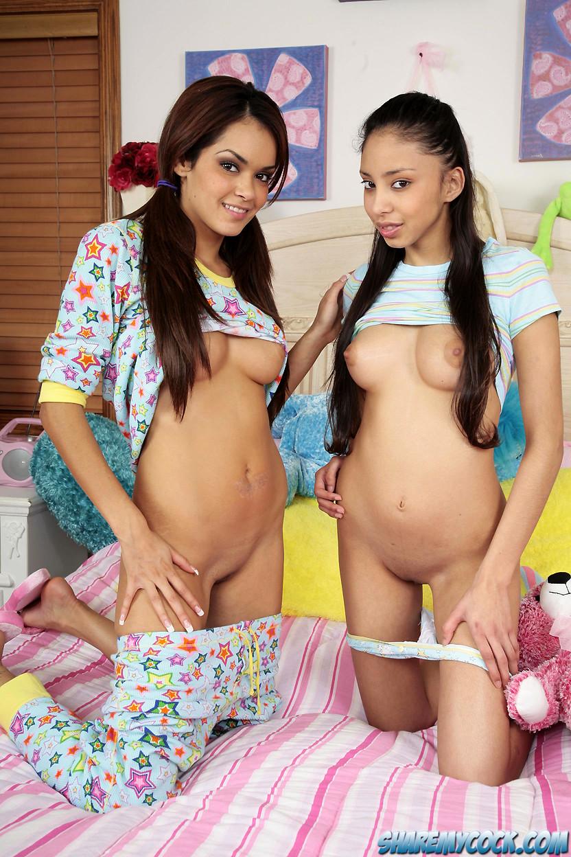 Ariana Marie Lesbian Threesome