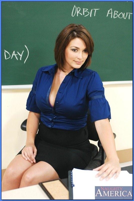 Chinese Student White Teacher