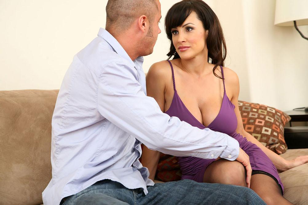 Hot Lesbian Seduces Girl