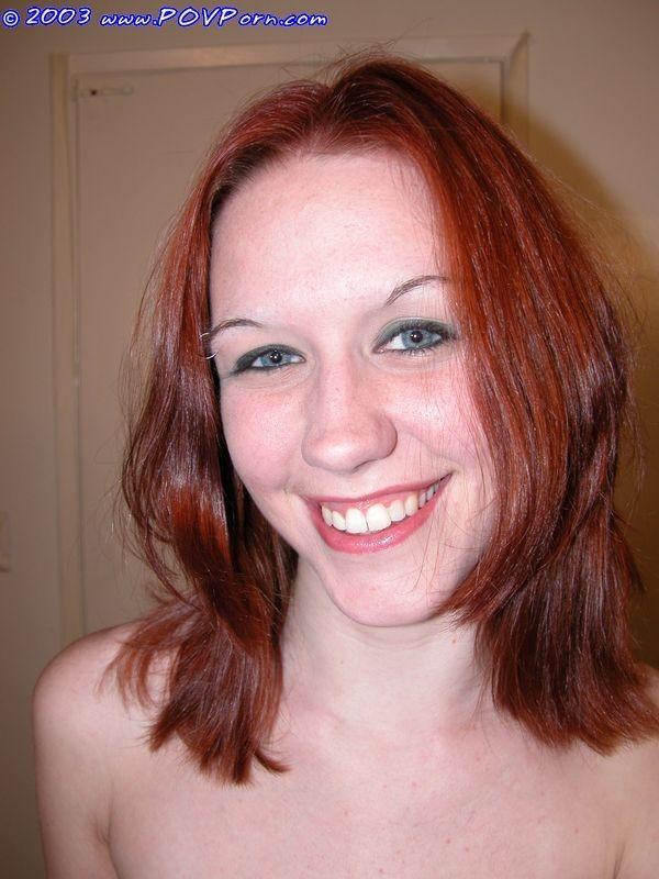 Amateur Redhead First Bbc