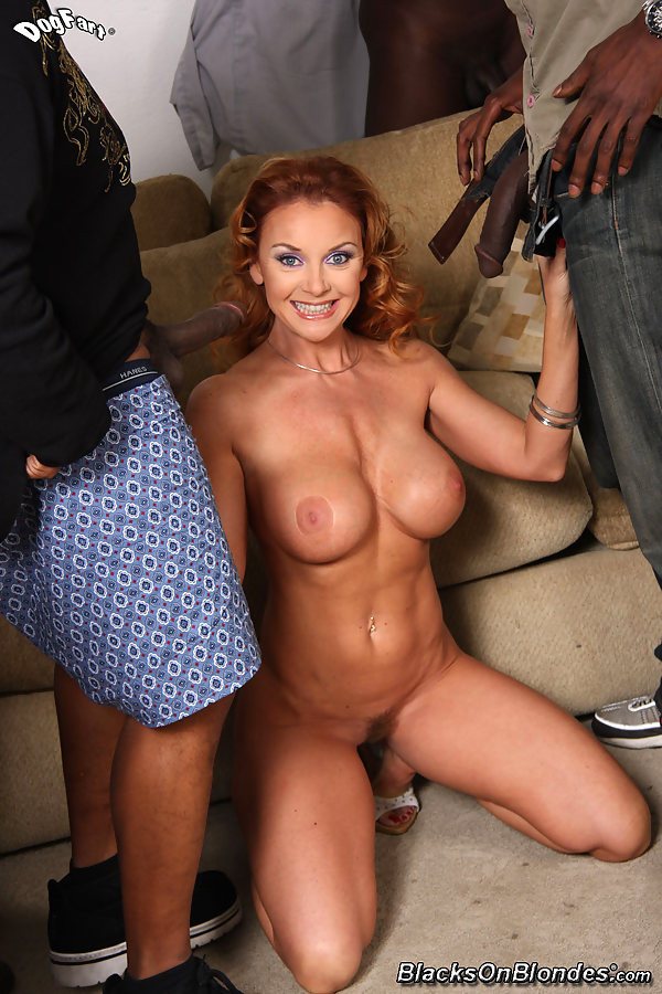 Redhead Milf Big Tits Creampie
