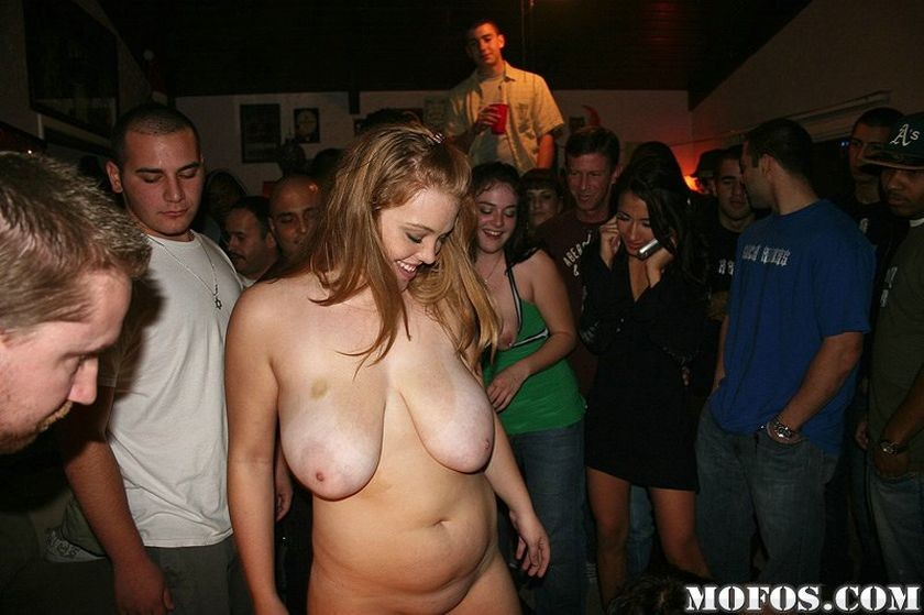 Sierra Skye Fucked At Party