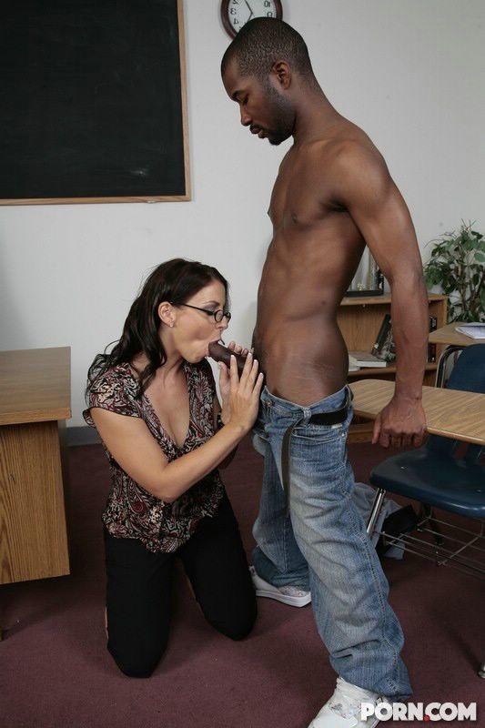 Black Teacher Fucking Student