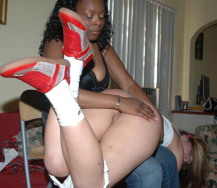 Black Guy White Chubby Girl