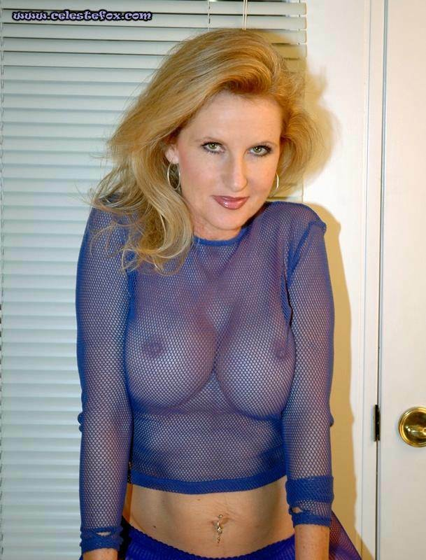 amateur naked in sheer top