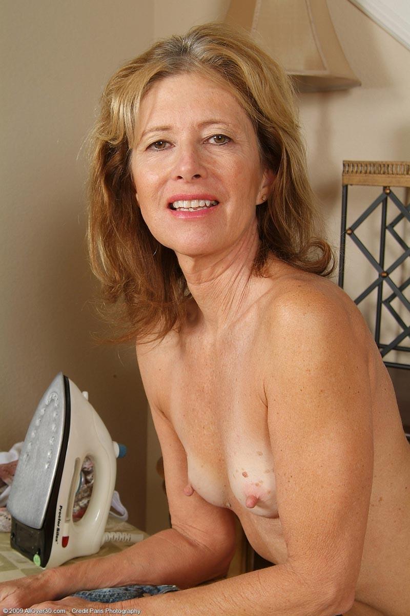 Nude petite mature women