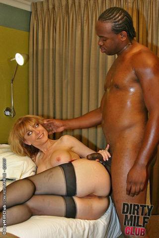 Blonde Interracial Anal Hd