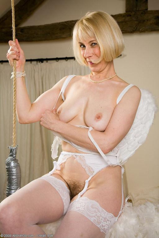 Blonde hair porn