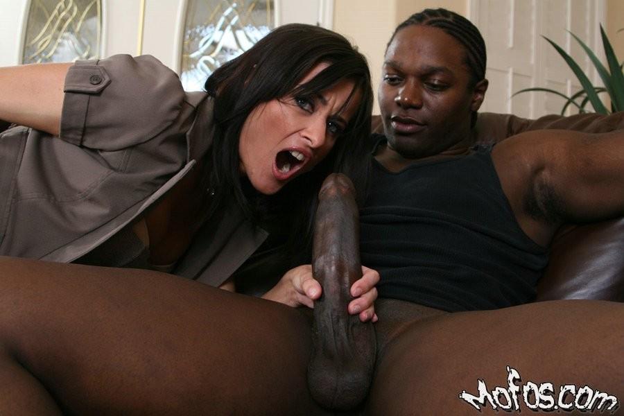 Big Black Dick Anal Milf