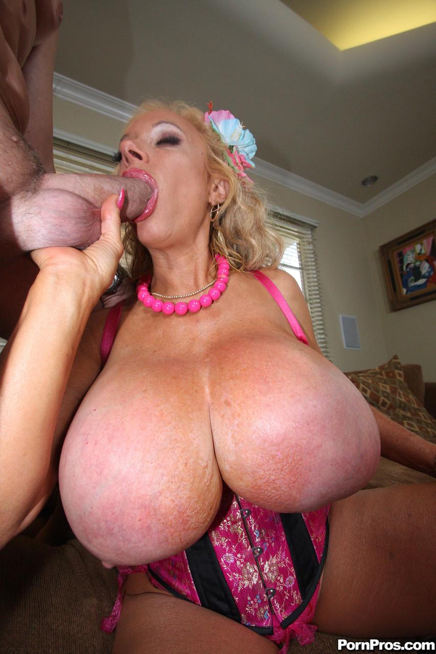 Big Balloon Boobs