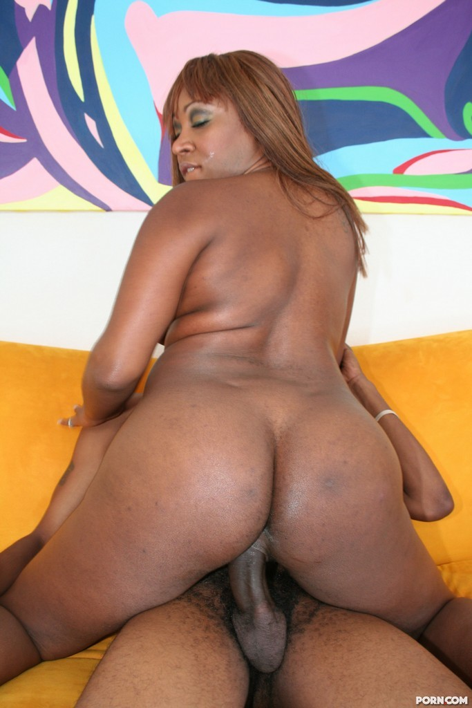 Big Booty Black Girl White Guy