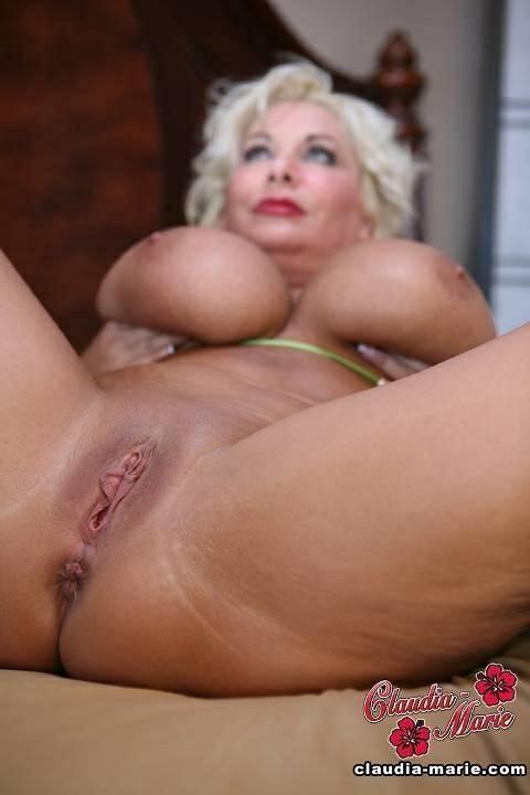 Claudia marie nude
