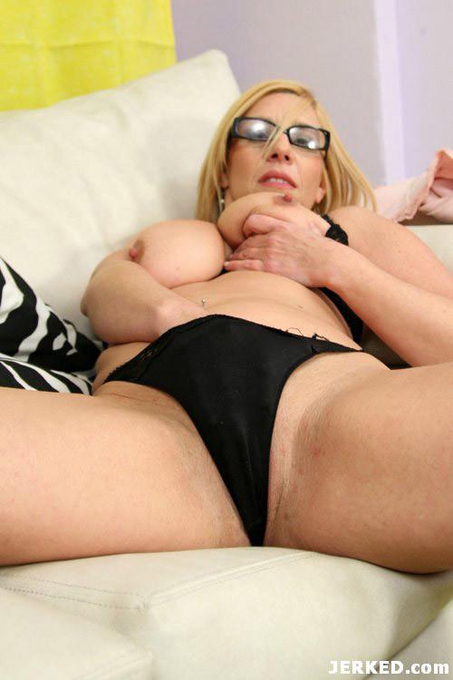 Hotel Maid Blonde Big Tits
