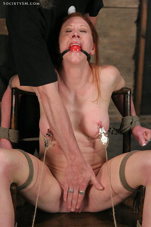 Teen Big Dick Squirt Bondage