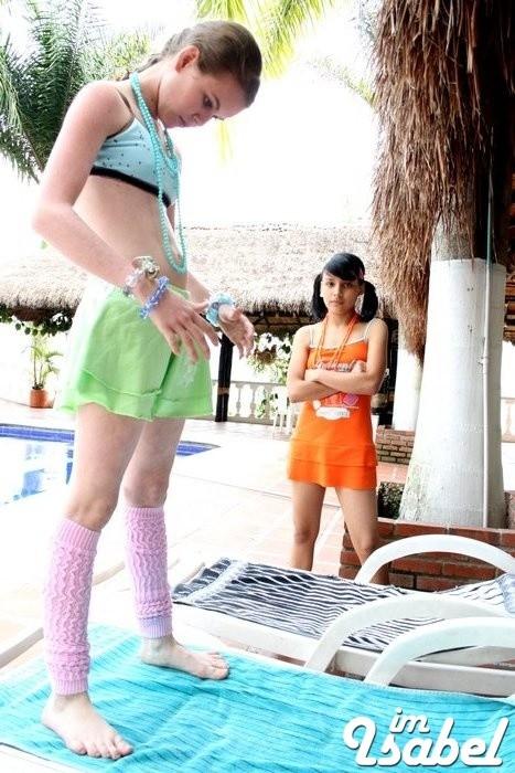 Sapphic Erotica Teen Lesbians