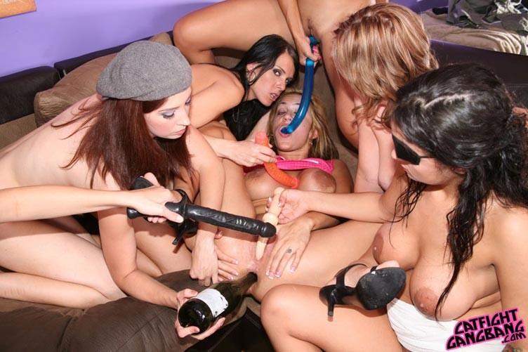 Lesbian Double Dildo Bbw