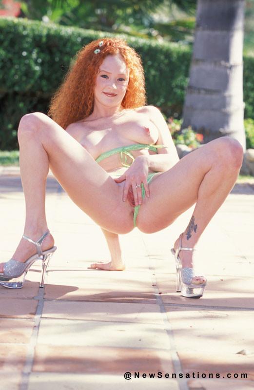 Audrey Hollander  nackt