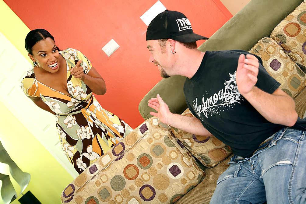 Ebony Interracial Young Old