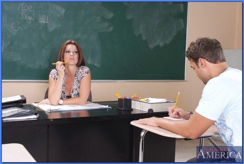 Student Fucks Teacher School