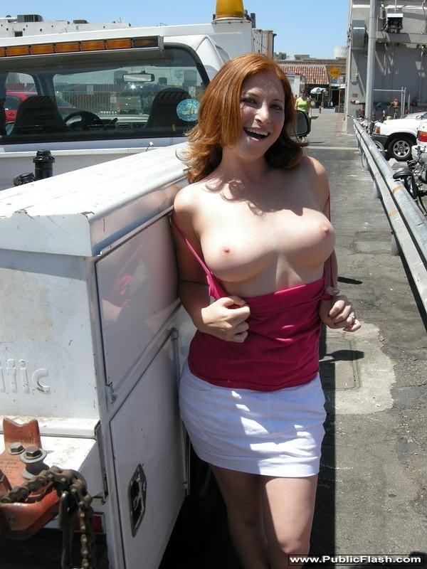 Red Lingerie Brunette Big Tits
