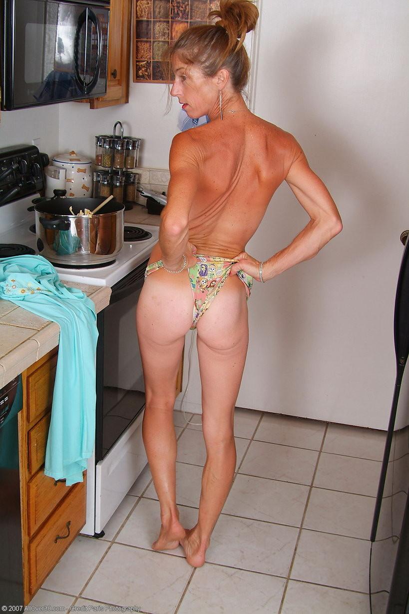 Ass granny naked Granny Ass