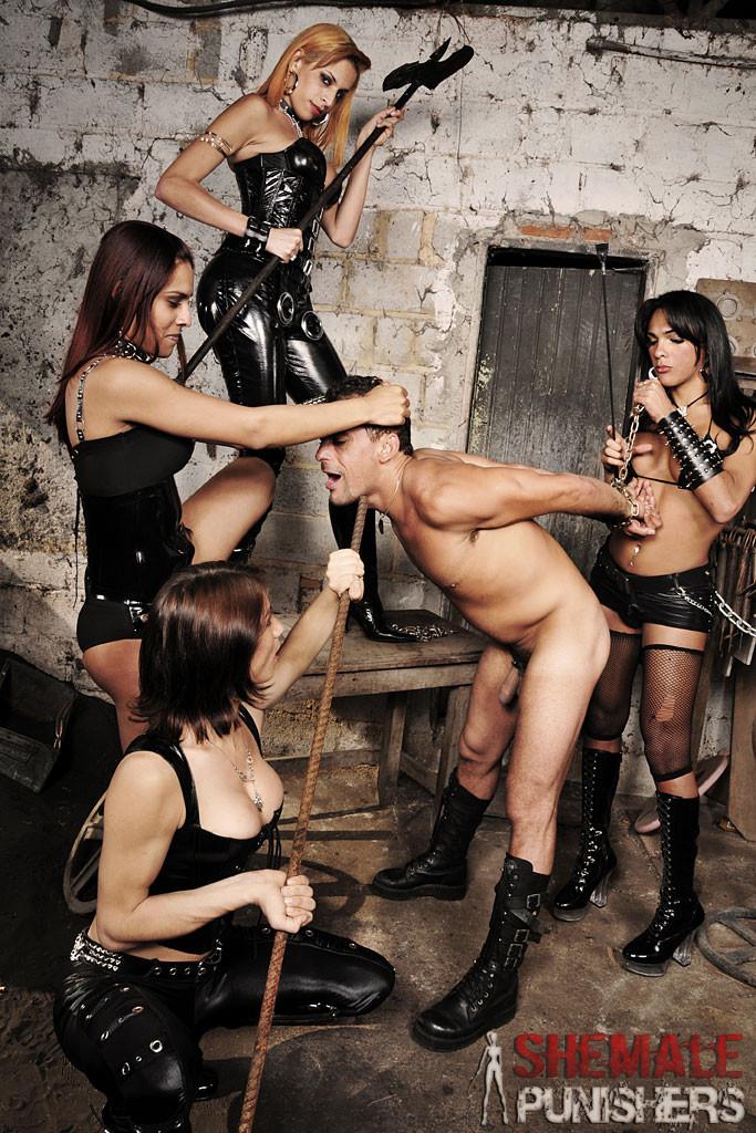 Submissive tranny pichunter