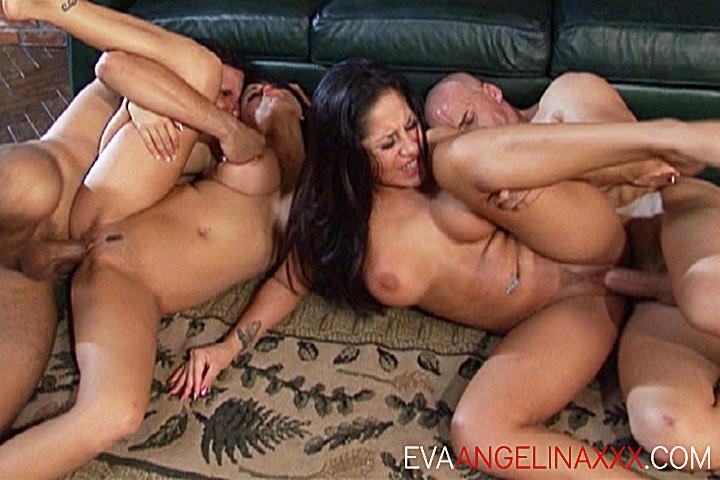 Uma Jolie Lesbian Massage