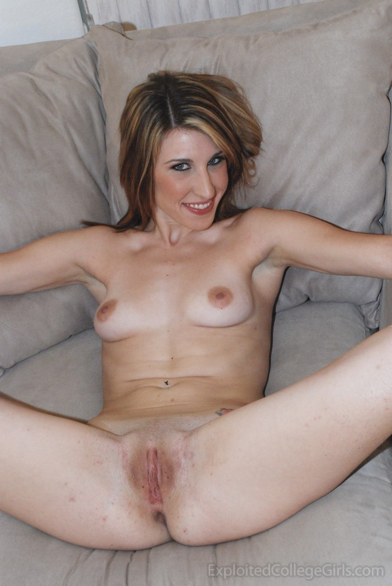 nude nudist girl spread