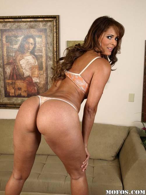 Latina Milf Gets Pounded