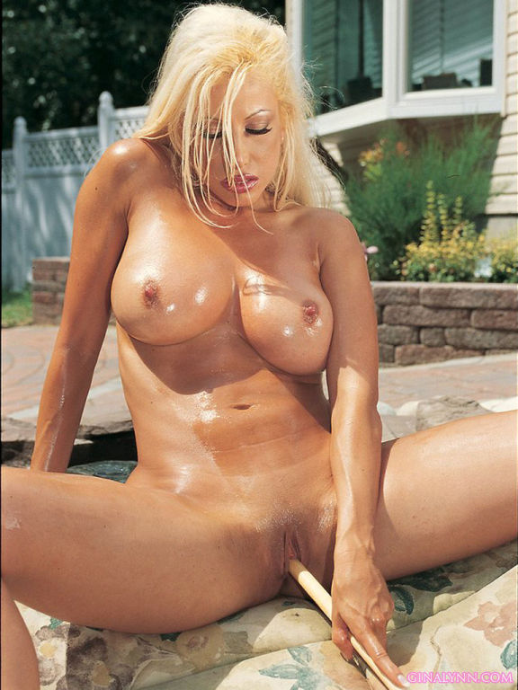 Gina Lynn  nackt