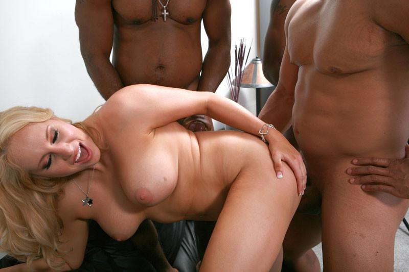 Big Tits Brazilian Blonde
