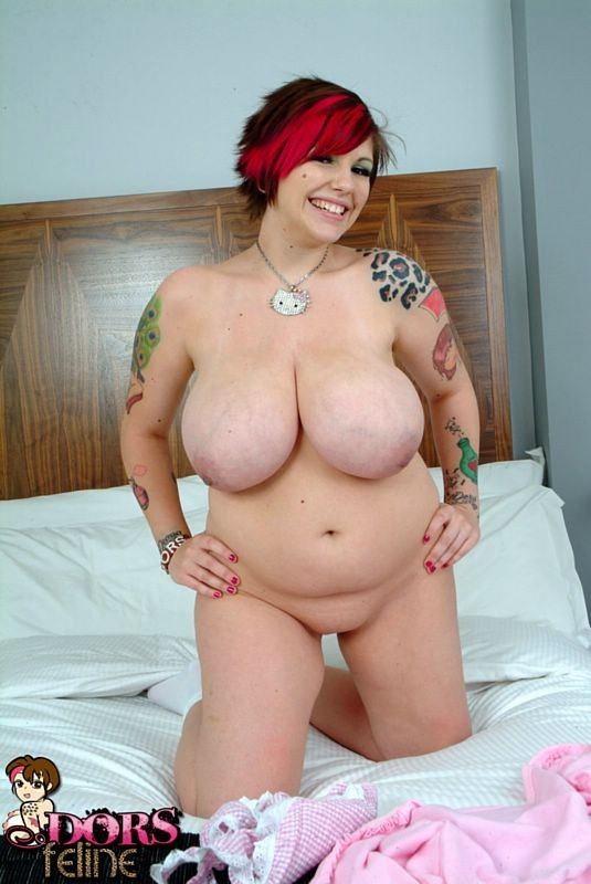 big naked breasts tattoo