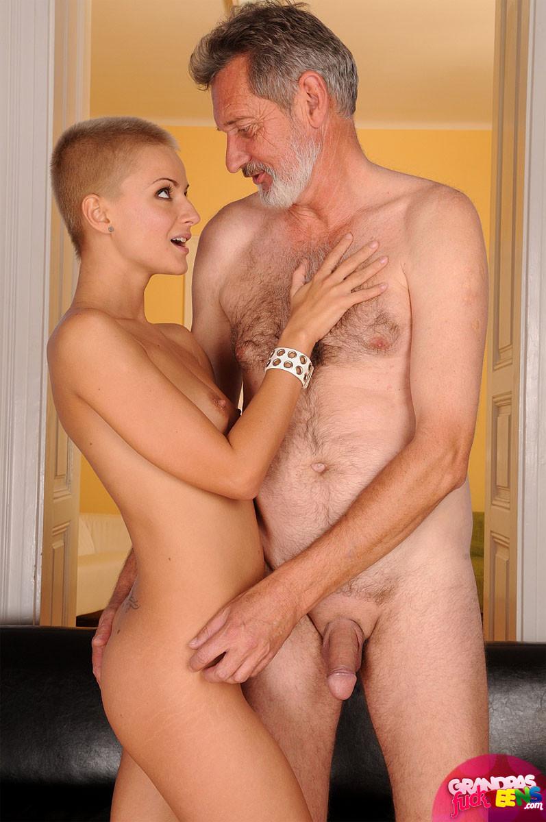 Cute Little Cum Slut Loves Daddies Cock