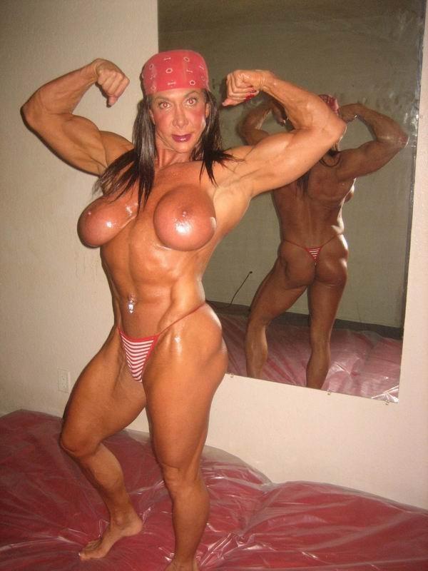 My petite mom nude