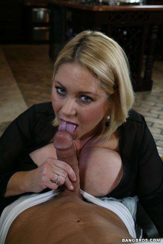 Perfect Blonde Big Tits Fuck