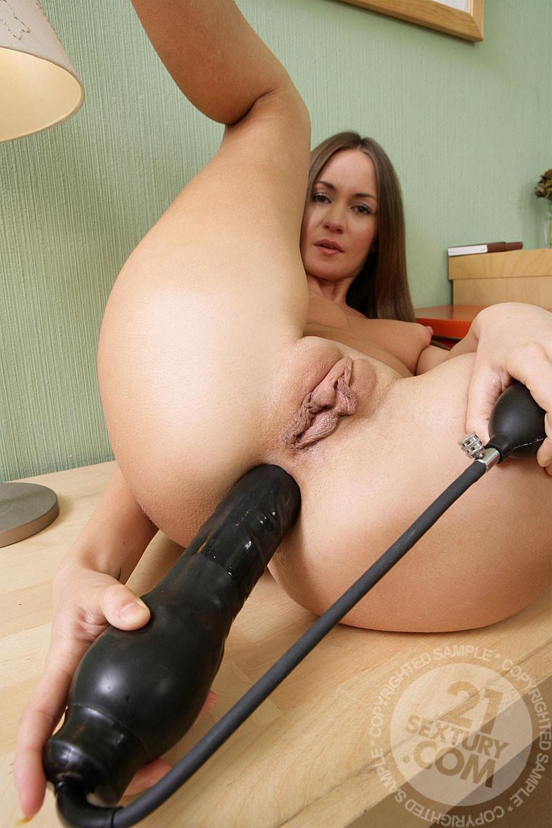 порно метр в жопе
