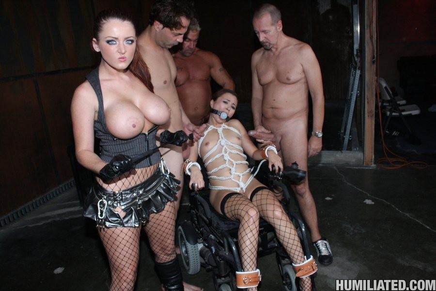 Hardcore Anal Sex Slave