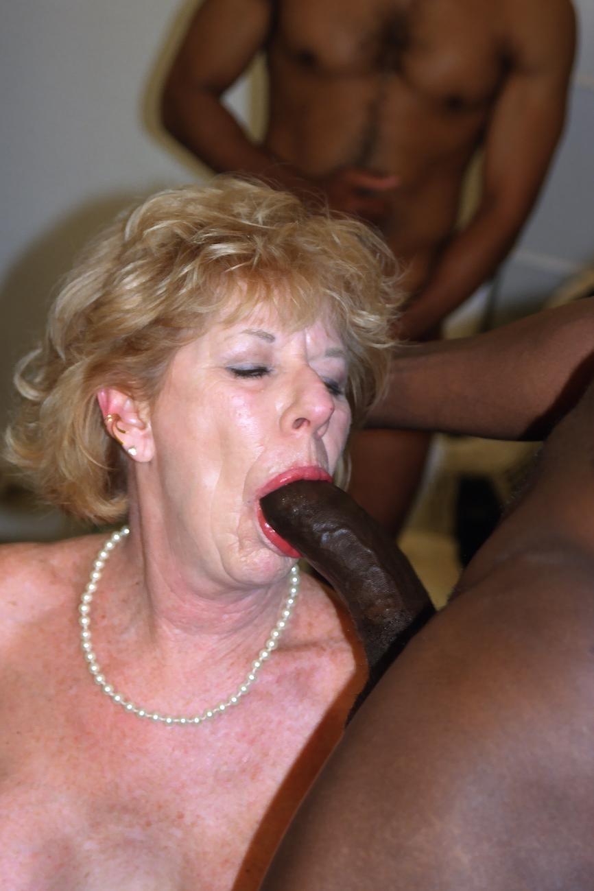 Mature ruthie loves dick