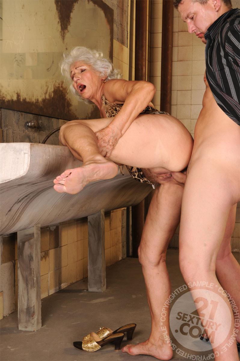Licking talking orgy
