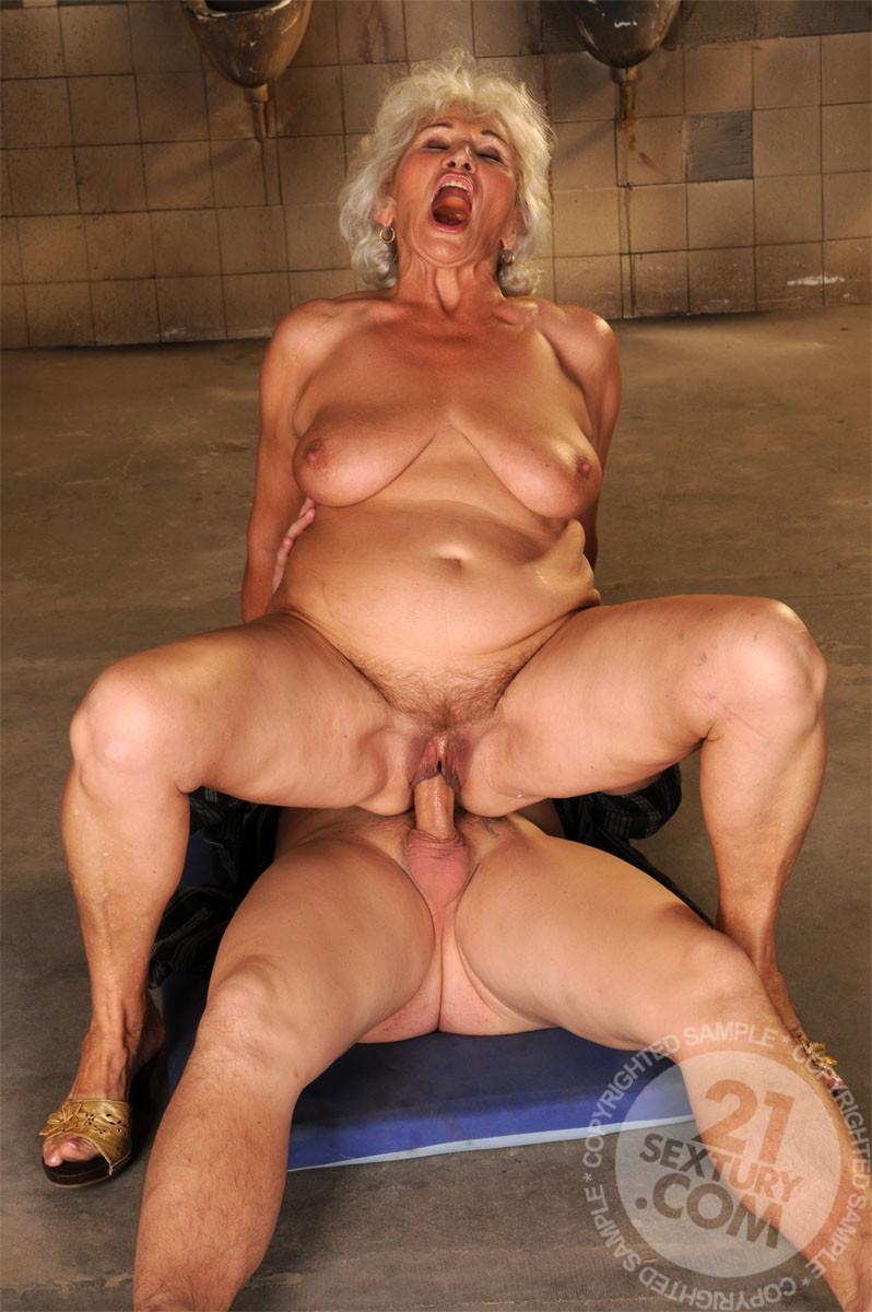 Virtual Sex Granny