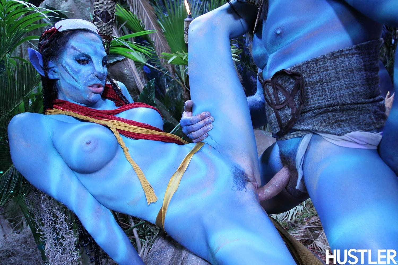 Avatar Xxx misty stone, chanel preston and juelz ventura, this aint