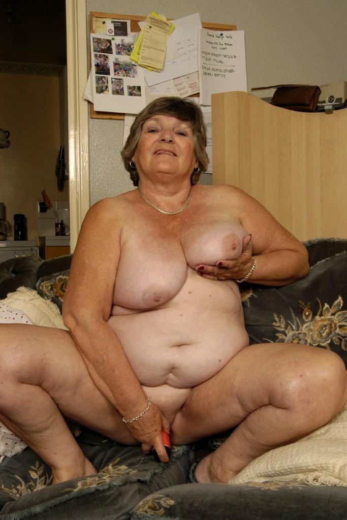 Hot Blonde Dildo Shower